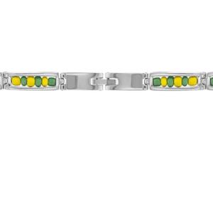 Stainless Steel Orula Ilde Bracelet Open 316L Guage Lock