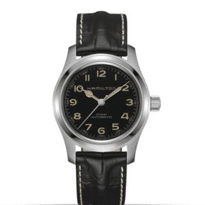 Hamilton Khaki Field Murph H70605731 watch automatic from the movie Interstellar with Matthew Mcconaughey